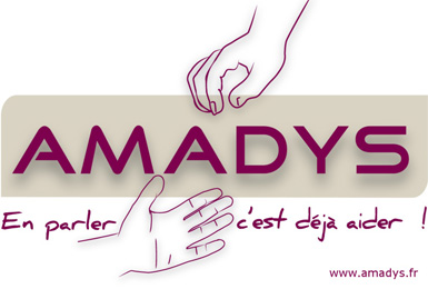 Logo de l'association Amadys
